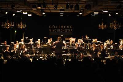 GWO Göteborg Wind Orchestra fick årets stipendium