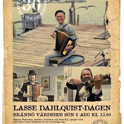 Lasse Dahlquistdagen 2017